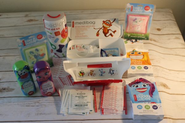 Get Ready for Summer with the First Aid Starter Pack from me4Kidz! @me4kidz
