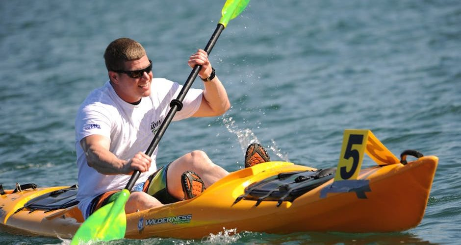 Tips for traveling with a kayak