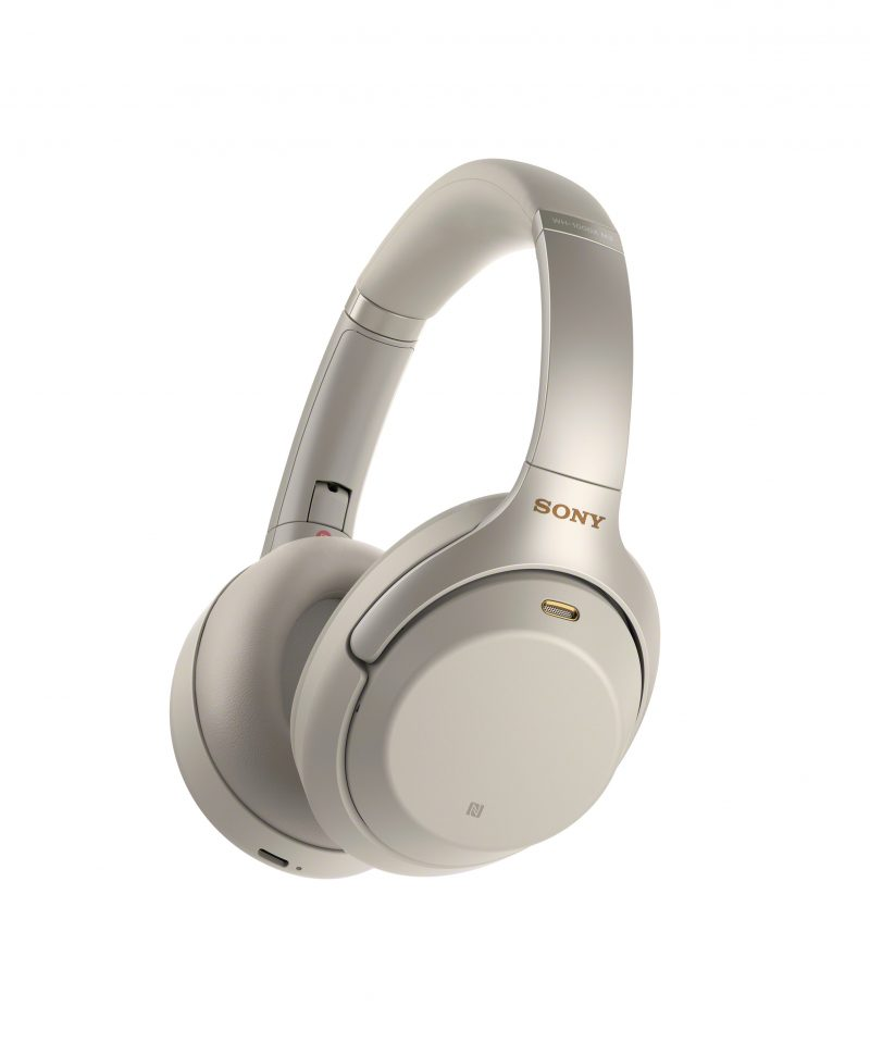 NEW Sony's Industry Leading Noise Canceling WH-1000XM3 Headphones