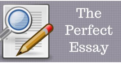Four Top Tips for Writing a Descriptive Essay