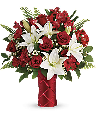 Love Out Loud With Teleflora This Valentine's Day!  #Teleflora #LoveOutLoud
