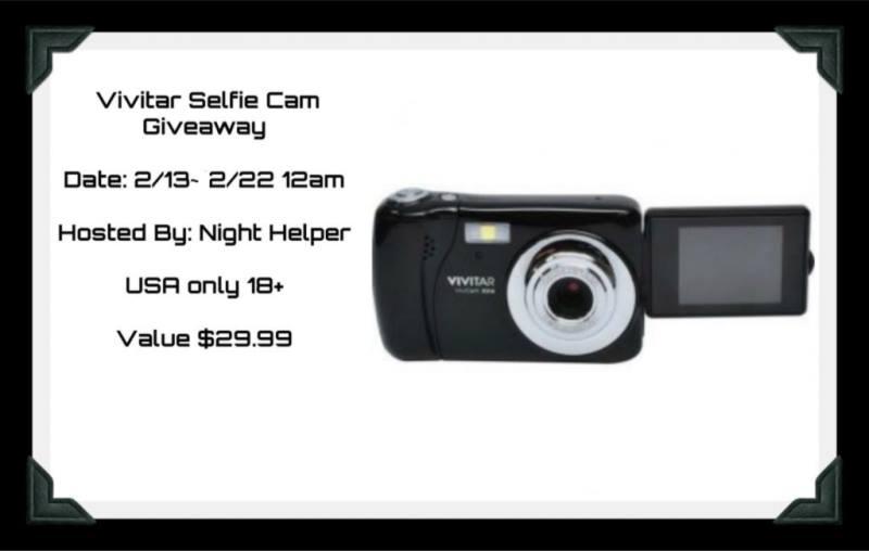 Win A Vivitar Selfie Cam