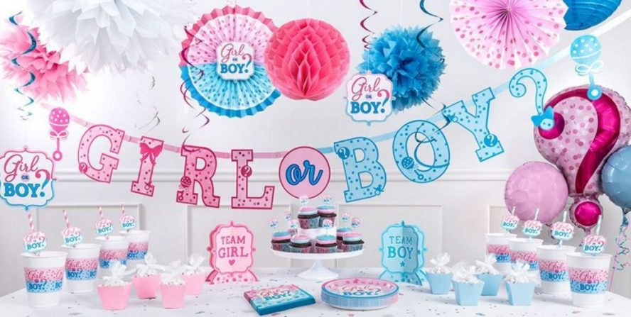 The Ultimate Checklist for a Gender Reveal Party