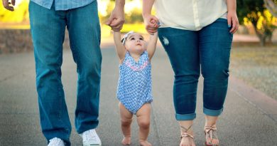 Does having a baby strengthen or weaken your relationship?
