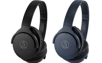 Audio-Technica releases over-ear ATH-ANC500BT headphones with QuietPoint wireless noise-canceling