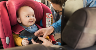 A Guide To Baby Car Safety