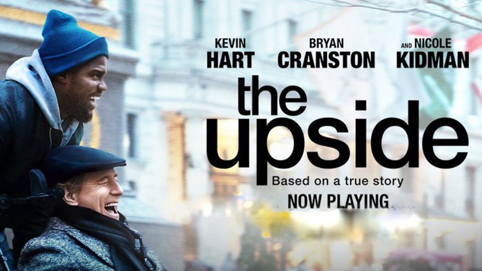 The Upside Coming to Digital, BluRay  May 14th, DVD May 21st.  @TheUpsideFilm
