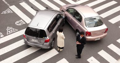 5 Important Steps To Take After A Car Accident