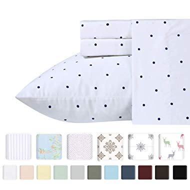 Relax Your Body On A Set Of California Design Den Sheets! #Giveaway