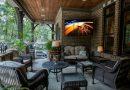 Transform Your Outdoor Living Space with SunBrite Veranda Series TV  @SunBriteTV, #ad, @BestBuy #OutdoorTV