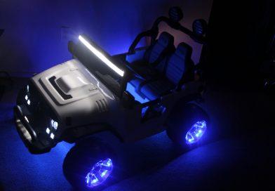 Moderno Kids Explorer 12v Ride-On Car Truck, get ready to Zoom, Zoom, Zoom away! @ModernoKids