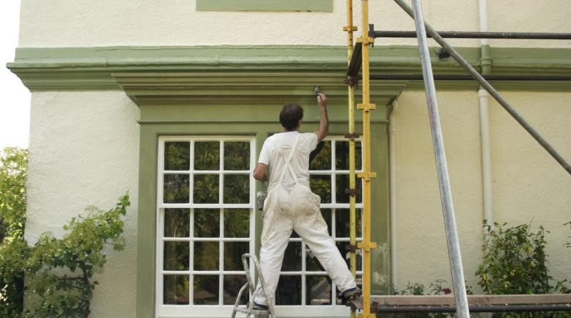 Outdoor Painting 101 When Is The Best Time To Paint Your House