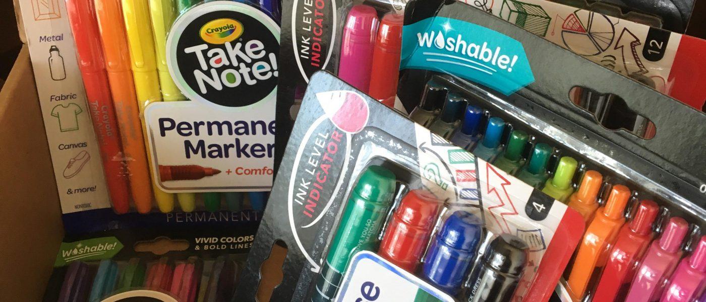 Grab Your @Crayola Take Note! Back to School Supplies       #Crayola   #CrayolaTakeNote