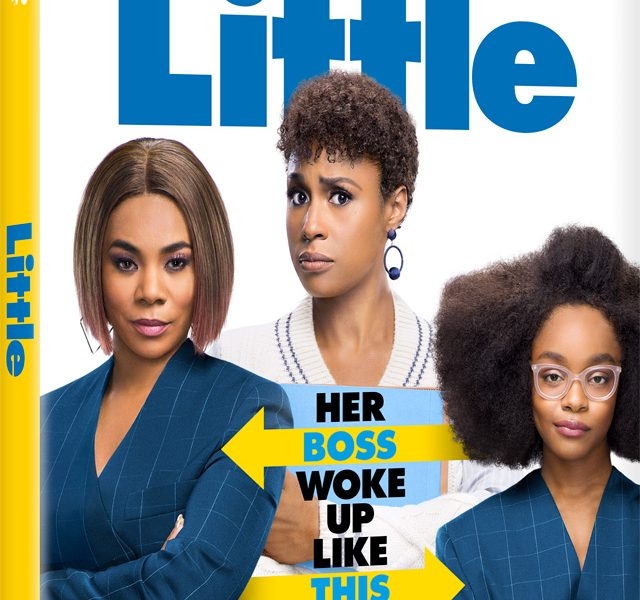 LITTLE IS Now Available  On Digital June 25th and on Blu-Ray, DVD July 9, 2019 #LittleMovie