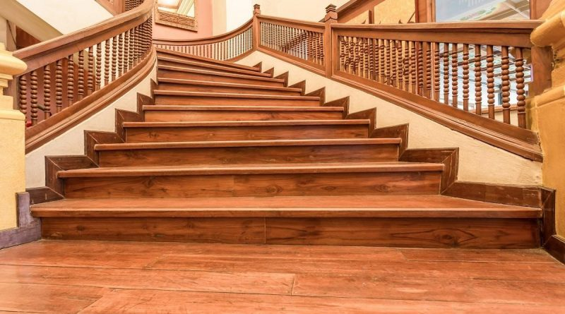 Stairway Decorations Types Of Overlays You May Consider
