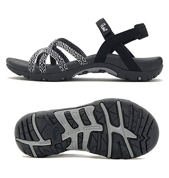 Viakix Samara Walking Sandal for Women, comfort all day long!  #Viakix