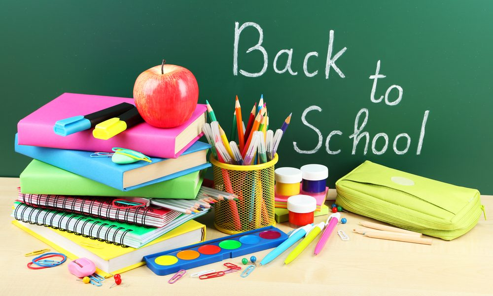 Its Time To Head Back To School, Check Out Our  #Back To SchoolGuide