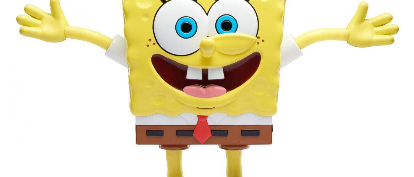 ALPHA GROUP CELEBRATES SPONGEBOB SQUAREPANTS' 20th ANNIVERSARY WITH FRESH LINE OF IMAGINATIVE, UNIQUE TOYS @SpongeBob