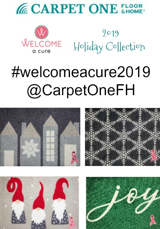 Carpet One Floor & Home Welcome a Cure 2019 - 2019 Top Holiday Gift Guide! #Part 6 #Holidays #Gifts
