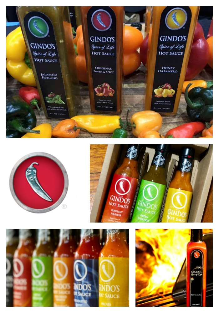 Gindo's Hot Sauce - 2019 Top Holiday Gift Guide! #Part 6 #Holidays #Gifts