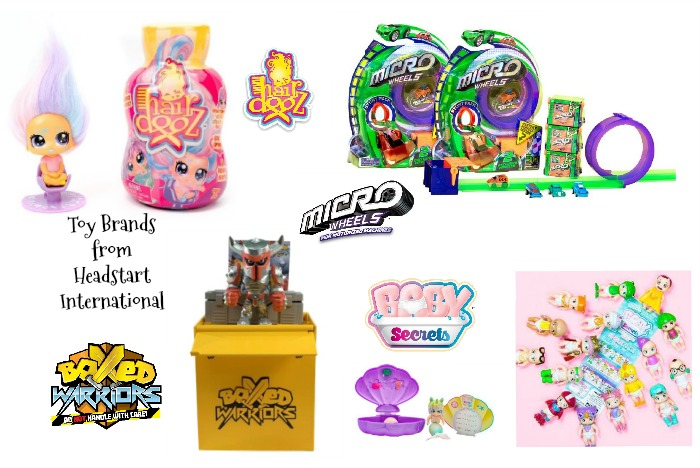 Toys from Headstart International - 2019 Top Holiday Gift Guide! #Part 8 #Holidays #Gifts