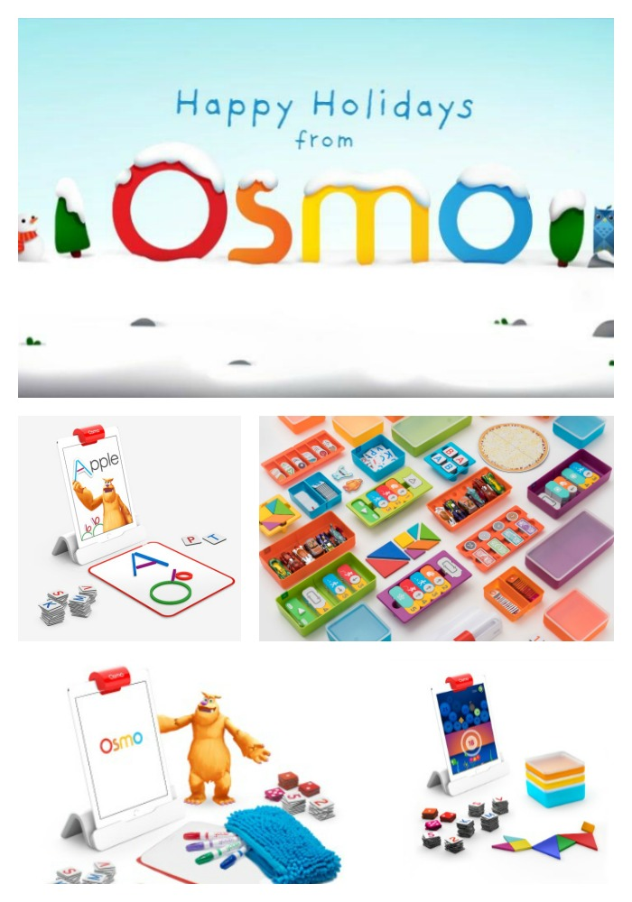 Osmo - 2019 Top Holiday Gift Guide! #Part 6 #Holidays #Gifts