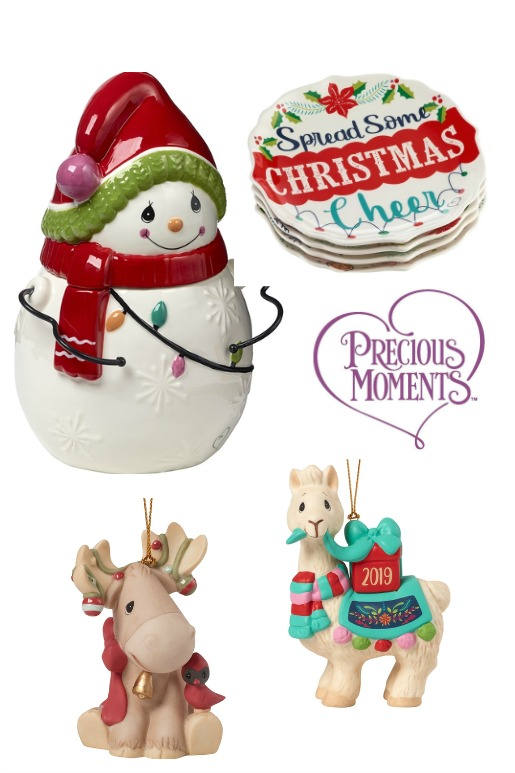 Precious Moments - 2019 Top Holiday Gift Guide! #Part 6 #Holidays #Gifts