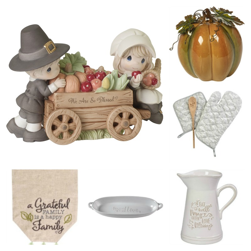 Precious Moments Thanksgiving Offerings