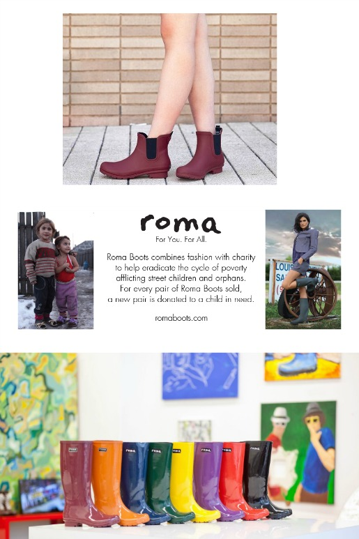 Roma Boots - 2019 Top Holiday Gift Guide! #Part 6 #Holidays #Gifts
