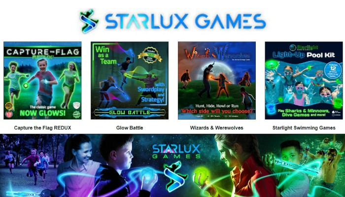 Starlux Games - 2019 Top Holiday Gift Guide! #Part 8 #Holidays #Gifts