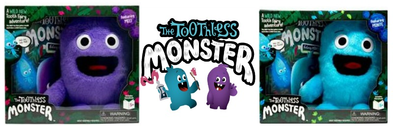 The Toothless Monster - 2019 Top Holiday Gift Guide! #Part 8 #Holidays #Gifts