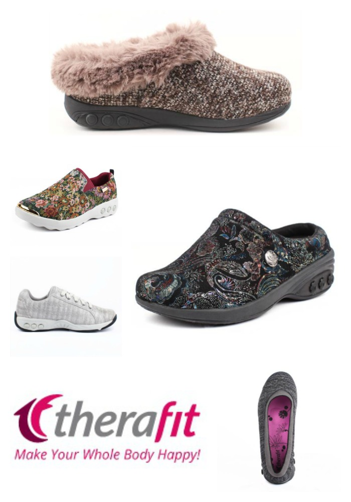 Therafit shoes - 2019 Top Holiday Gift Guide! #Part 6 #Holidays #Gifts
