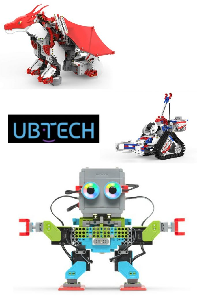 UBTECH Collage - STEM Toys from UBTECH