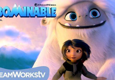 ABOMINABLE on Digital now and 4K, Blu-ray December 17! #AbominableMovie