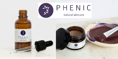 Phenic Natural Skincare - 2019 Top Holiday Gift Guide! #Part 11 #Holidays #Gifts