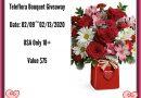 Win A Valentine's Day Teleflora Bouquet   #$75Giveaway #LoveOutLoud