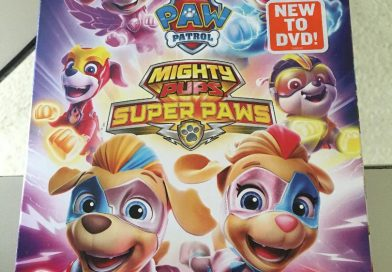 PAW PATROL: Mighty Pups Super Paws Avaliable on DVD March 3,2020