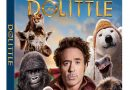 DOLITTLE arrives on Digital March 24, 2020 and on 4K Ultra HD™, Blu-ray™, DVD and On Demand on April 7, 2020#DolittleMovie