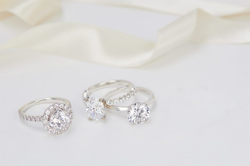 Five Ring Styles for Five Different Kinds of Brides