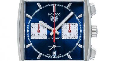 Tag Heuer – tradition and patents