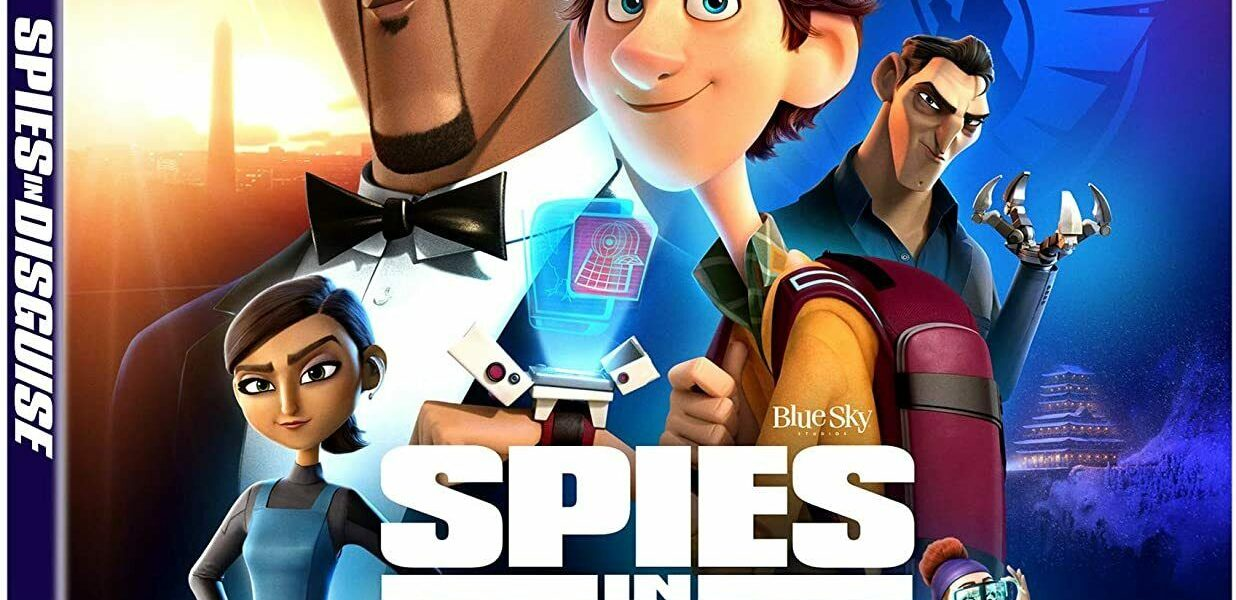 SPIES IN DISGUISE on Digital, 4K Ultra HD™, Blu-ray™ and DVD on March 10,2020