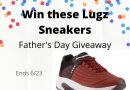 Win A Pair Of Lugz Sneakers
