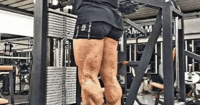 The best exercises for the calf muscles and the features of calf workout