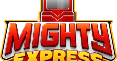 #ad Spin Master's Mighty Express Rolls onto Netflix Today!  @spinmaster