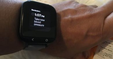 Verizon Care Smart Watch Helps Senior Keep Track Of Their Medicines! #caresmart #verizon