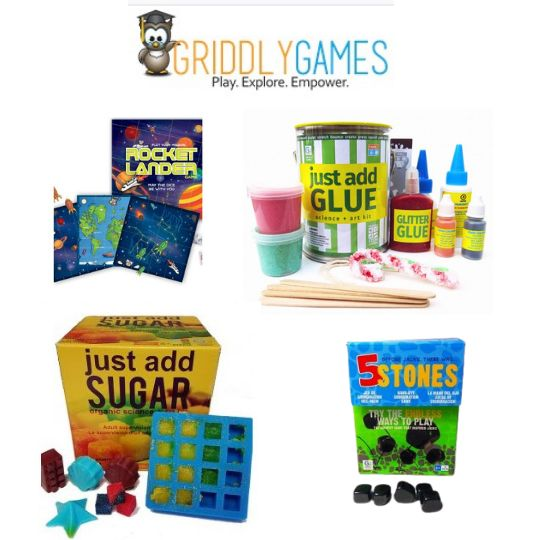 Griddly Games #ad 2020 Holiday Gift Guide Ideas For Everyone! PG#4