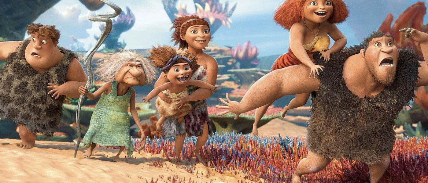 The Croods: A New Age Movie is coming to theaters on November 25th. Win Tickets Here