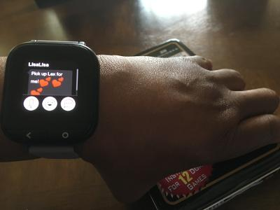 Verizon New Care Smart Watch For Seniors & It's Great For Those With Disabilities! #caresmart #verizonSmartwatch