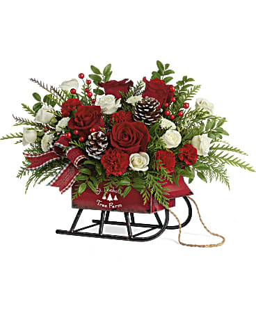 "TELEFLORA BRINGS THE MAGIC OF THE HOLIDAYS IN NEW ""IMPROMPTU CHOIR"" CAMPAIGN. #Love Out Loud"