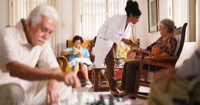 3 things you need to invest in when looking after an elderly family member